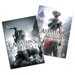 Assassin's Creed III Remastered - Póster doble cara