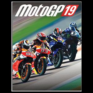 MotoGP19 - Lámina