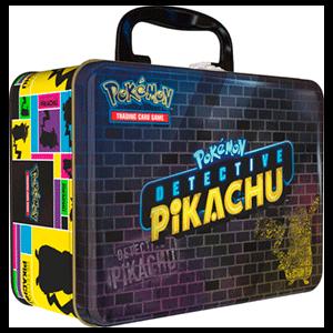 Maletín de Coleccionista Detective Pikachu