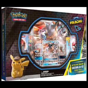 Caja Pokemon GX: Greninja Detective Pikachu