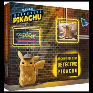 Caja Pokemon: Archivo del Caso Detective Pikachu
