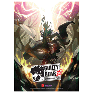 Póster Guilty Gear 20 Anniversary