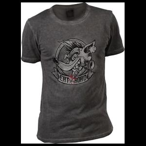 Camiseta Crash Team Racing Eat the Road Talla XS