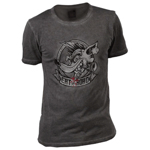 Camiseta Crash Team Racing Eat the Road Talla XL