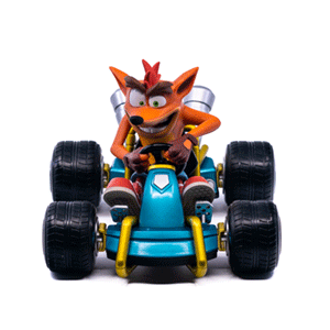 Quemador de Incienso Crash Team Racing