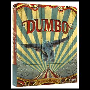 Dumbo (2019) Steelbook
