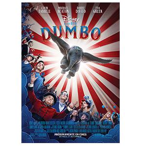 Póster Dumbo