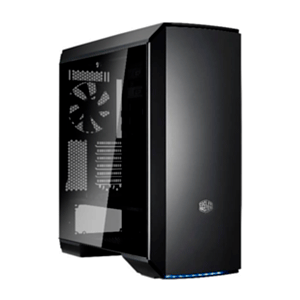 Cooler Master MasterCase MC500MT Negra RGB - Cristal Templado - ATX Mid Tower - Reacondicionado