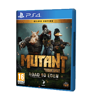 Mutant Year Zero - Road to Eden Deluxe Edition