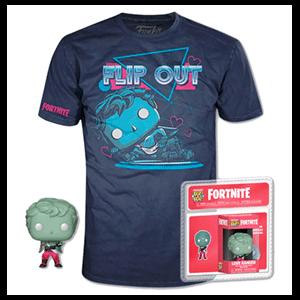 Pack Camiseta y Pocket Pop Fortnite: Love Ranger Talla XL