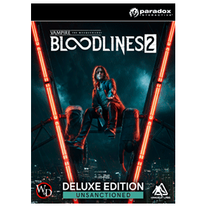 Pre-order Vampire: The Masquerade - Bloodlines 2: Unsanctioned Edition