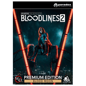 Pre-order Vampire: The Masquerade - Bloodlines 2: Blood Moon Edition