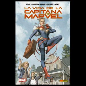 100% Marvel. La Vida de la Capitana Marvel