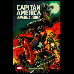 100% Marvel. Capitán América y los Vengadores