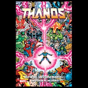 100% Marvel. Thanos: El Fin del Universo Marvel