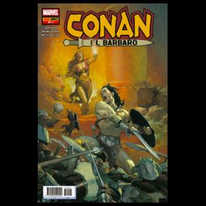 Conan el Bárbaro nº 1