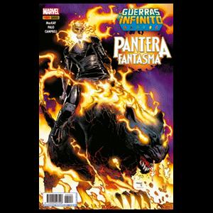 Las Guerras del Infinito: Pantera Fantasma