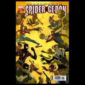 Spidergedon nº 3