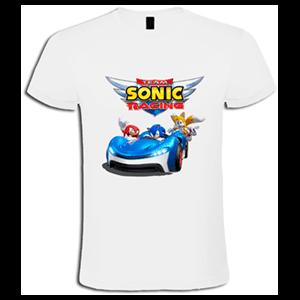Team Sonic Racing - Camiseta