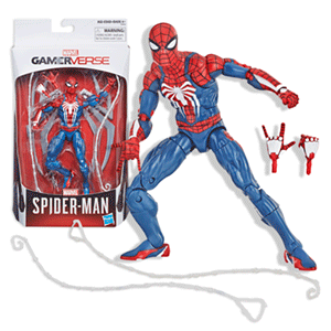 Figura Spider-Man Gameverse