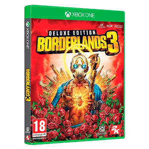 Borderlands 3 Edición Deluxe