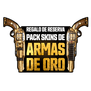 Borderlands 3 - DLC Pack skins de armas de oro