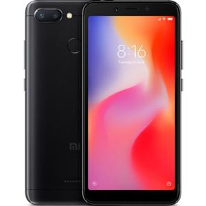 """Xiaomi Redmi 6 5,45"""" 3GB+32GB 12Mpx Negro"""