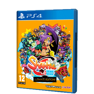 Shantae 1/2 Genie Hero Ultimate Edition