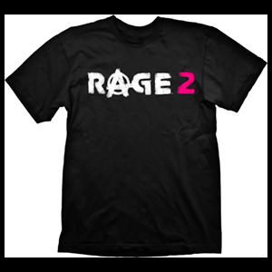 Camiseta Rage 2 Logo Talla S