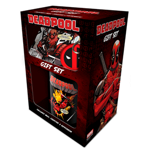 Caja de Regalo Deadpool
