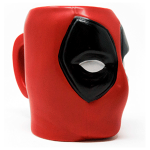 Taza 3D Deadpool