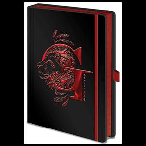 Cuaderno Premium Harry Potter: Gryffindor