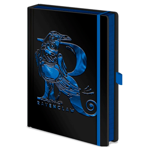Cuaderno Premium Harry Potter: Ravenclaw