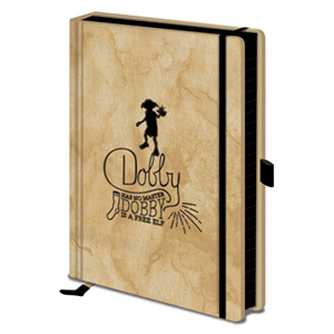 Cuaderno Premium Harry Potter: Dobby