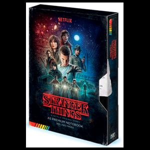 Cuaderno Premium VHS Stranger Things