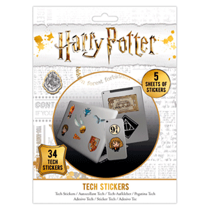 Stickers Harry Potter: Artifacts