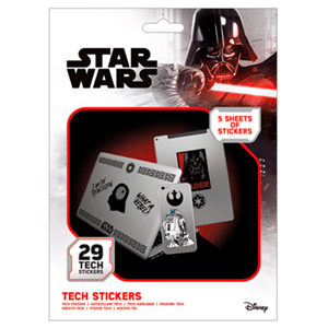 Stickers Star Wars: Force