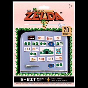 Set de Imanes The Legend of Zelda