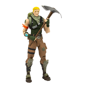 Figura Acción Fortnite: Jonesy 18cm