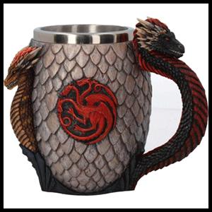 Jarra Juego de Tronos: Targaryen