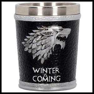 Mini Vaso Juego de Tronos: Stark