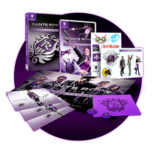 Saints Row The Third Switch - Deluxe Pack