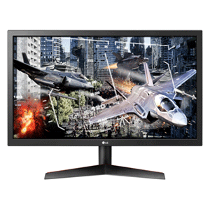 "LG 24GL600F-B 24""LED FHD 144Hz FreeSync - Monitor Gaming"