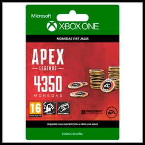 Apex Legends 4350 Apex Coins XONE