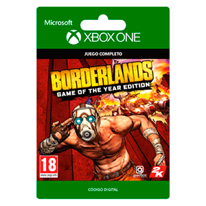 Borderlands Game of the Year Edition XONE