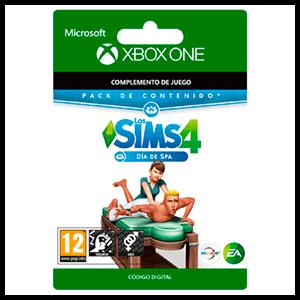 The Sims 4: Día de SPA XONE