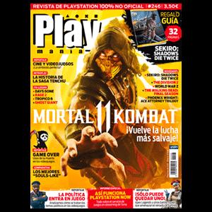 Play Mania nº 246