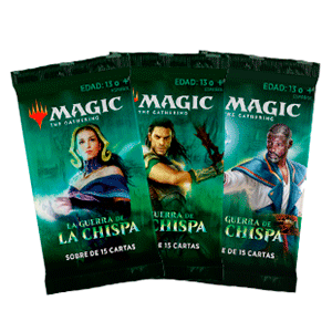 Sobre Magic the Gathering: La Guerra de la Chispa