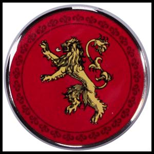 Pin Juego de Tronos: Lannister