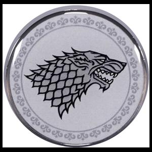 Pin Juego de Tronos: Stark